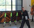Lime Electric Scooters in Little (2)