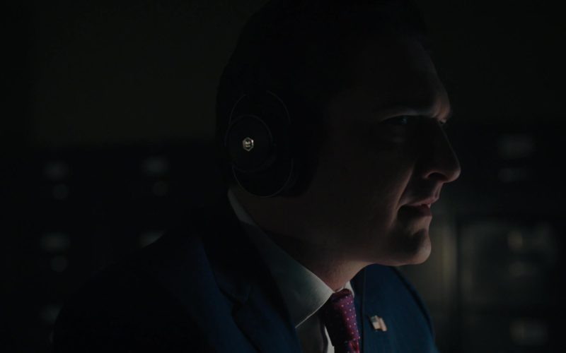 Master & Dynamic Headphones Used by Toby Leonard Moore (Bryan Connerty) in Billions