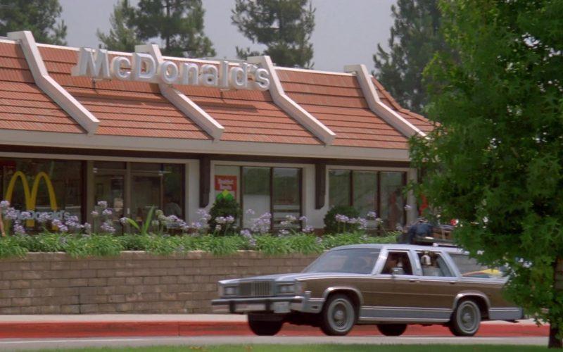 McDonald's Restaurant in Beethoven's 2nd (1)