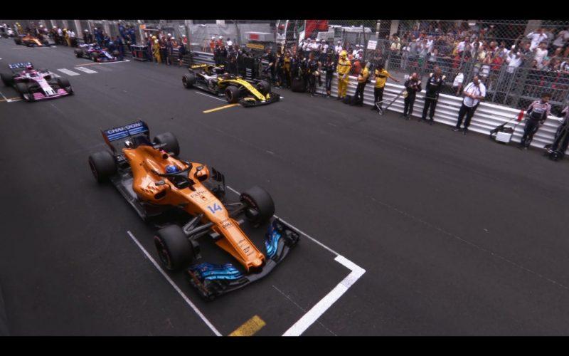 McLaren Formula One, Chandon, FxPro, Kimoa, Dell in Murder Mystery