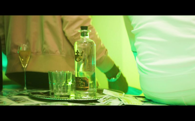 McQueen and the Violet Fog Gin in Backwards by Gucci Mane feat. Meek Mill