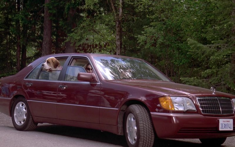 Mercedes-Benz 500 SEL [W140] Car Used by Debi Mazar in Beethoven's 2nd (6)
