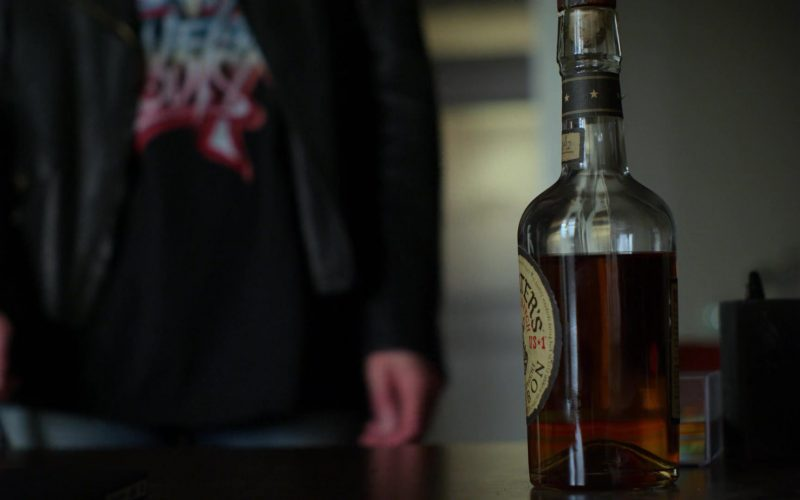 Michter's Bourbon Drunk by Krysten Ritter in Jessica Jones (2)