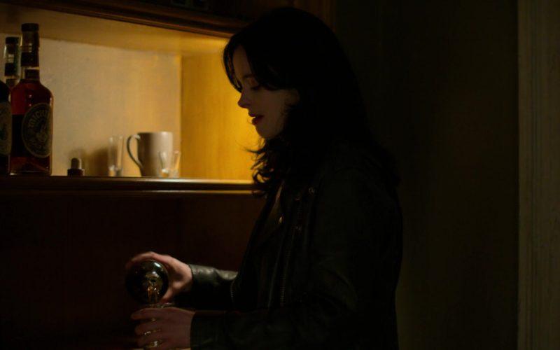 Michter's Bourbon Enjoyed by Krysten Ritter in Jessica Jones (6)