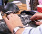Microsoft Keyboard Used by John Krasinski (Jim Halpert) in The Office (2)