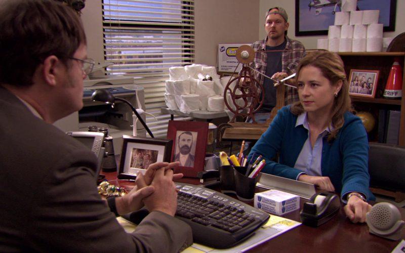 Microsoft Keyboard Used by Rainn Wilson (Dwight Schrute) in The Office