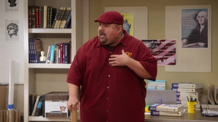 "Microsoft Surface Laptop Used by Gabriel 'Fluffy' Iglesias in Mr. Iglesias - Season 1, Episode 1, ""Some Children Left Behind"" (2019) - TV Show Product Placement"