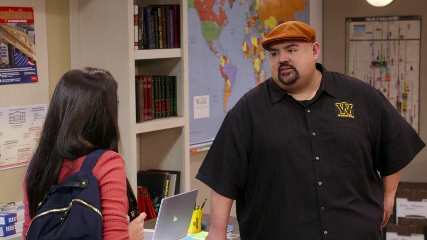 """Microsoft Surface Laptop Used by Gabriel Iglesias in Mr. Iglesias - Season 1, Episode 6, """"Bullying"""" (2019) - TV Show Product Placement"""