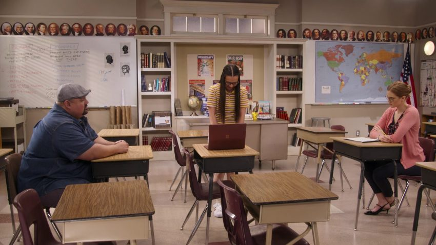 """Microsoft Surface Laptop Used by Gloria Aung in Mr. Iglesias - Season 1, Episode 2, """"Summer School"""" (2019) - TV Show Product Placement"""