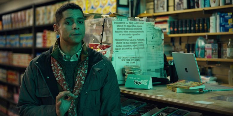 """Microsoft Surface Laptop in Russian Doll - Season 1, Episode 8, """"Ariadne"""" (2019) - TV Show Product Placement"""
