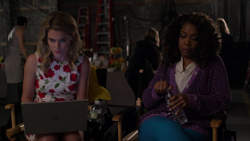 """Microsoft Surface Notebook Used by Rachael Taylor in Jessica Jones - Season 3, Episode 2, """"A.K.A You're Welcome"""" (2019) - TV Show Product Placement"""