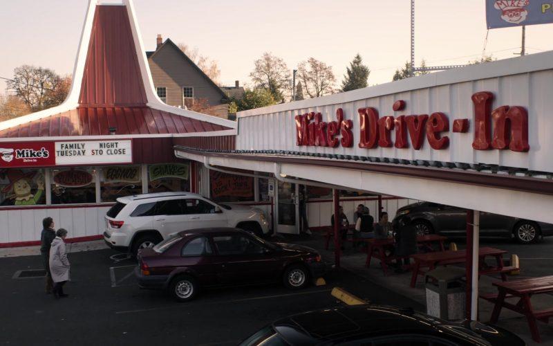 Mike's Drive-In Hamburger Restaurant in Trinkets (1)