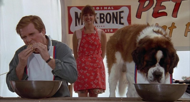 Milk-Bone Dog Biscuits in Beethoven's 2nd (1993) - Movie Product Placement