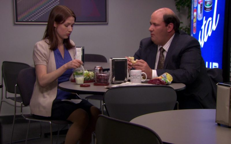 Mohegan Sun Mug Used by Brian Baumgartner (Kevin Malone) in The Office – Season 6