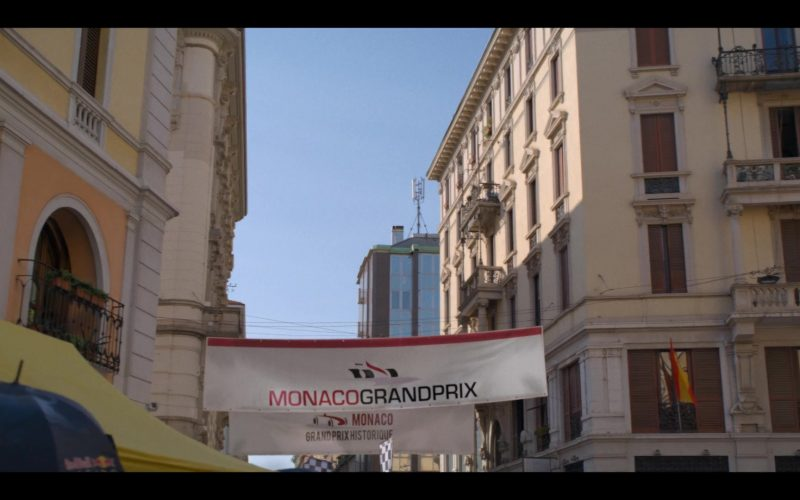 Monaco Grand Prix Formula One Motor Race in Murder Mystery (3)