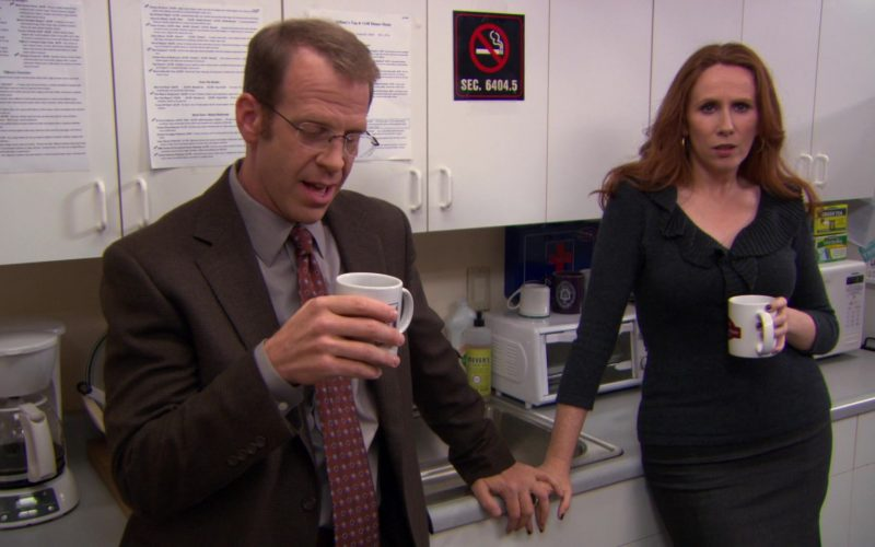 Mrs. Meyer's in The Office