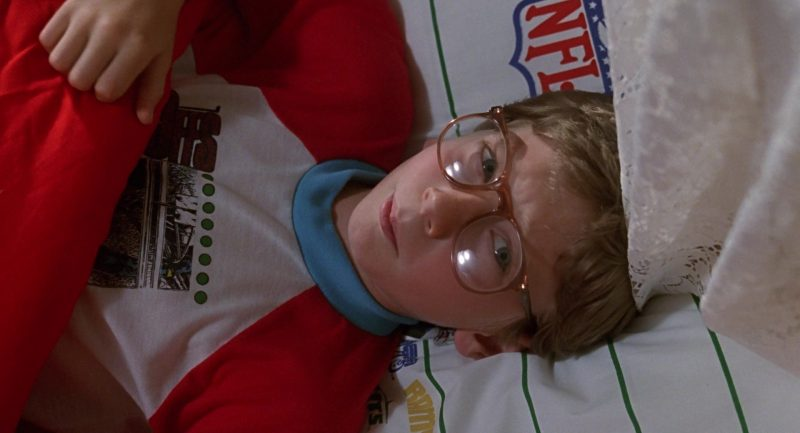 NFL Pillow Used by Christopher Castile in Beethoven (1992) - Movie Product Placement