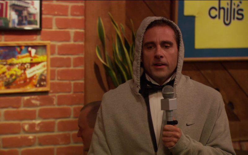 Nike Hoodie Worn by Steve Carell (Michael Scott) in The Office (2)