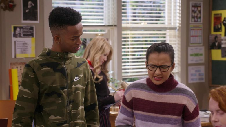 """Nike Hoodies Worn by Coy Stewart in Mr. Iglesias - Season 1, Episode 9, """"Oh Boy, Danny"""" (2019) - TV Show Product Placement"""
