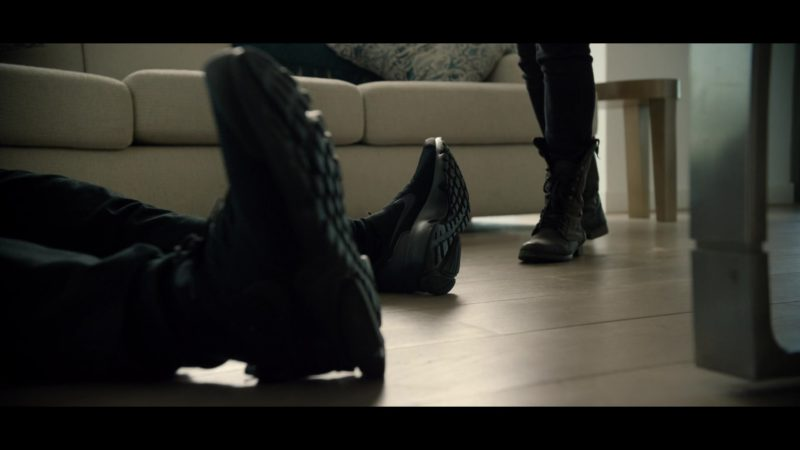 "Nike Men's Black Shoes in Black Mirror - Season 5, Episode 3, ""Rachel, Jack and Ashley Too"" (2019) TV Show Product Placement"