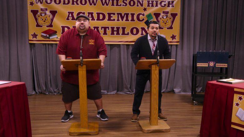 "Nike Sneakers Worn by Gabriel Iglesias in Mr. Iglesias - Season 1, Episode 10, ""Academic Decathlon"" (2019) TV Show"