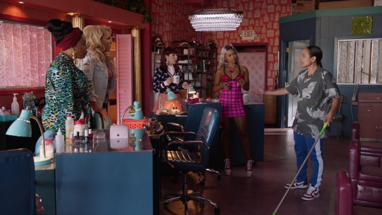 Nike Sneakers Worn by Judy Reyes in Claws - Season 3, Episode 3, Welcome to the Pleasuredome (2019) - TV Show Product Placement