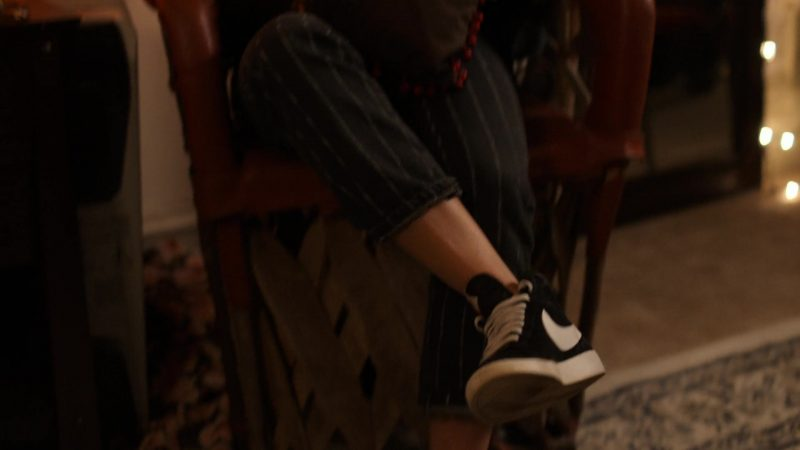 """Nike Sneakers Worn by Kiana Madeira in Trinkets - Season 1, Episode 7, """"Truth Serum"""" (2019) - TV Show Product Placement"""