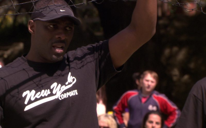 Nike Visor Cap Worn by Idris Elba (Charles Miner) in The Office (2)
