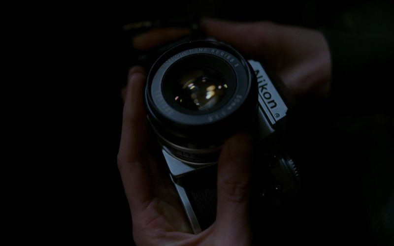 Nikon Camera Held by Krysten Ritter in Jessica Jones