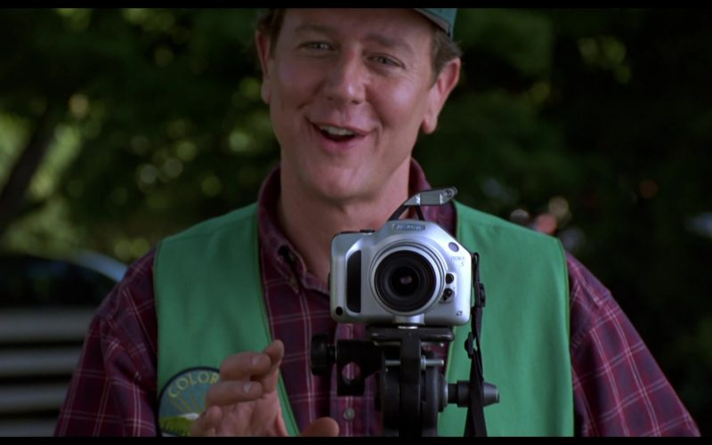Nikon Photo Camera Used by Judge Reinhold in Beethoven's 3rd (2)