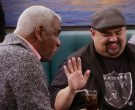 Oakland Raiders Vest and T-Shirt Worn by Gabriel Iglesias in Mr. Iglesias (2)