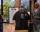 Oakland Raiders Vest and T-Shirt Worn by Gabriel Iglesias in Mr. Iglesias (4)