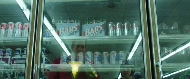 Old Milwaukee,  Coors Light, Pabst Blue Ribbon Beer in Shazam! (2019) - Movie Product Placement