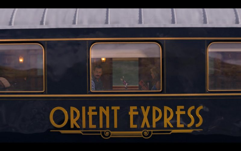Orient Express in Murder Mystery (2)