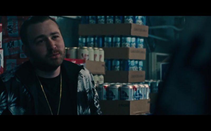 Pabst Blue Ribbon Beer in Killerman