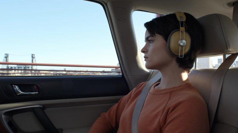 Panasonic Wireless Over Ear Tan Headphones Used By Brianna
