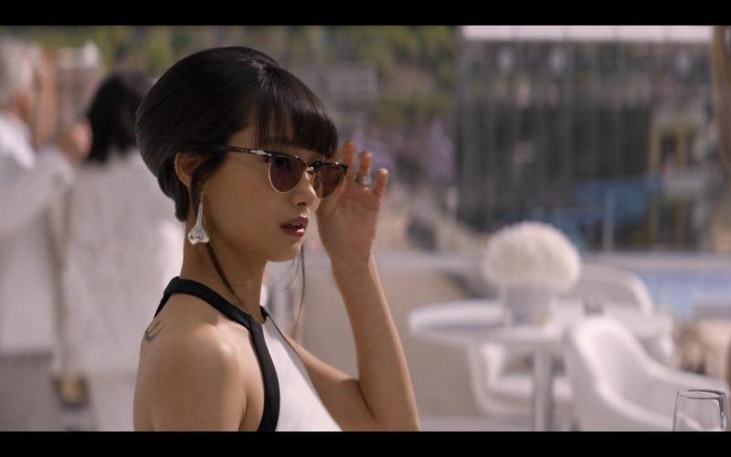Persol Cat Eye Sunglasses Worn by Shiori Kutsuna in Murder Mystery (1)