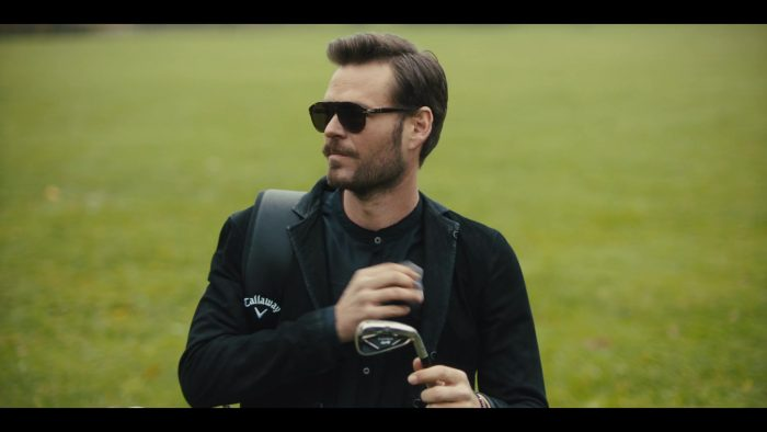 "Persol Sunglasses and Callaway Golf in Jett - Season 1, Episode 1, ""Daisy"" (2019) - TV Show Product Placement"