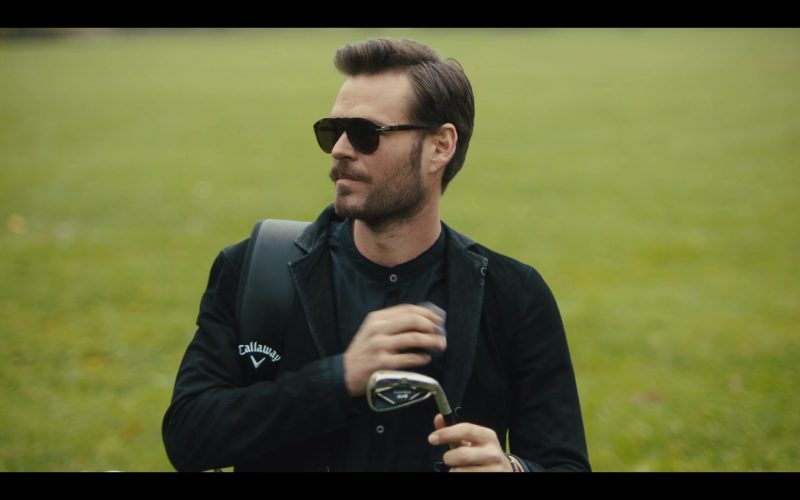 Persol Sunglasses and Callaway Golf in Jett