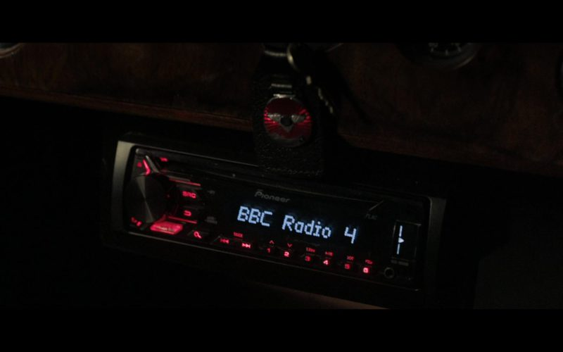 Pioneer Car Audio and BBC Radio Station in Good Omens (1)