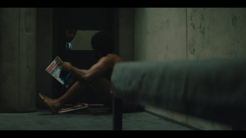 Popular Mechanics Magazine in When They See Us - Season 1, Episode 4 (2019) TV Show Product Placement