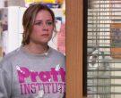 Pratt Institute Sweatshirt Worn by Jenna Fischer (Pam Beesly) (13)