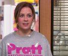 Pratt Institute Sweatshirt Worn by Jenna Fischer (Pam Beesly) (15)