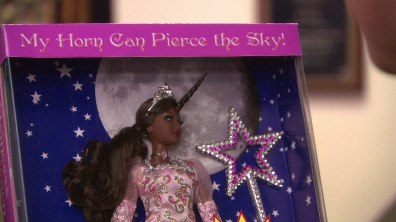 Princess Unicorn Doll In The Office Season 5 Episode 11