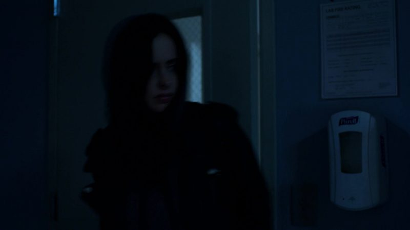 """Purell Hand Sanitizer in Jessica Jones - Season 3, Episode 9, """"A.K.A I Did Something Today"""" (2019) - TV Show Product Placement"""