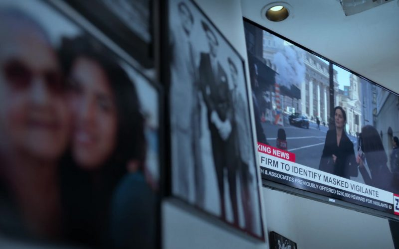RCA TV in Jessica Jones