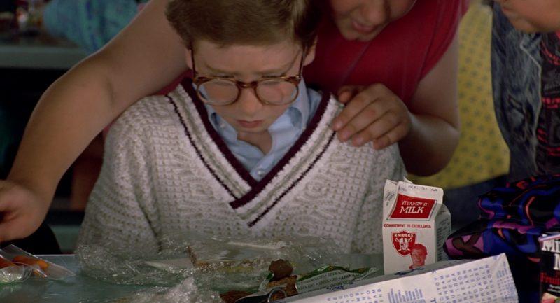 Raiders Adohr Farms Dairy Milk in Beethoven (1992) Movie