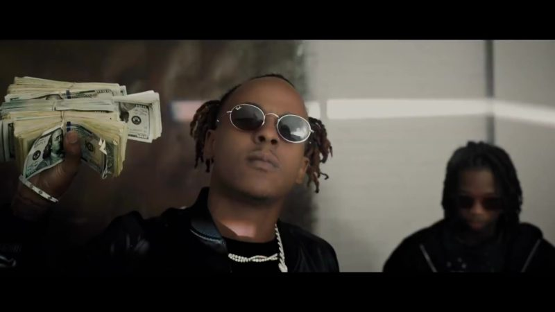 Ray-Ban Round Sunglasses Worn by Rich The Kid in Racks Today (2019) - Official Music Video Product Placement