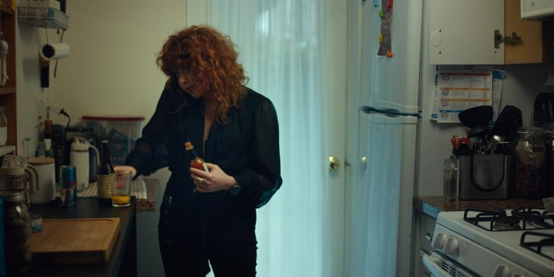 "Red Bull Energy Drinks in Russian Doll - Season 1, Episode 2, ""The Great Escape"" (2019) - TV Show Product Placement"