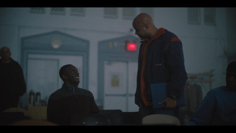 Reebok Jacket Worn by Justin Cunningham in When They See Us - Season 1, Episode 3 (2019) - TV Show Product Placement